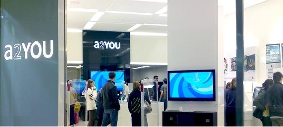 a2YOU - Loja Apple em Curitiba