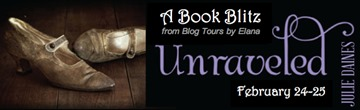{Top 5+Giveaway} Unraveled by Julie Daines