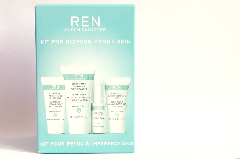 Ren Kit for Blemish Prone Skin