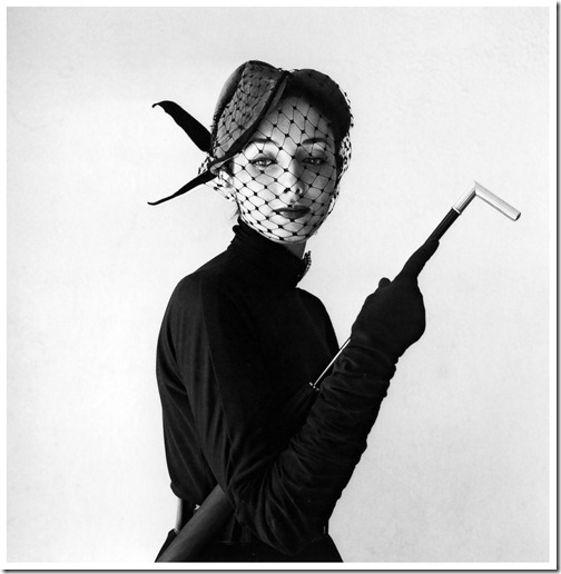 model-is-wearing-a-charming-afternoon-hat-with-veil-by-jacques-fath-photo-by-willy-maywald-1951
