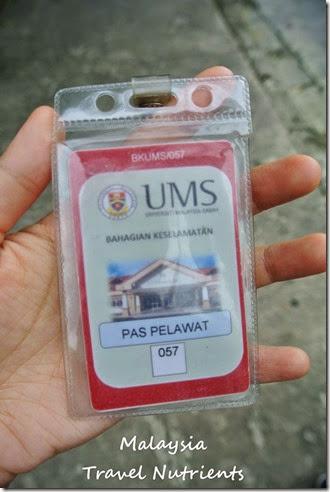 馬來西亞沙巴大學 粉紅清真寺 (2)