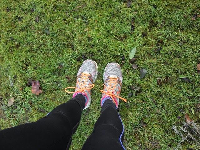 Running blogger