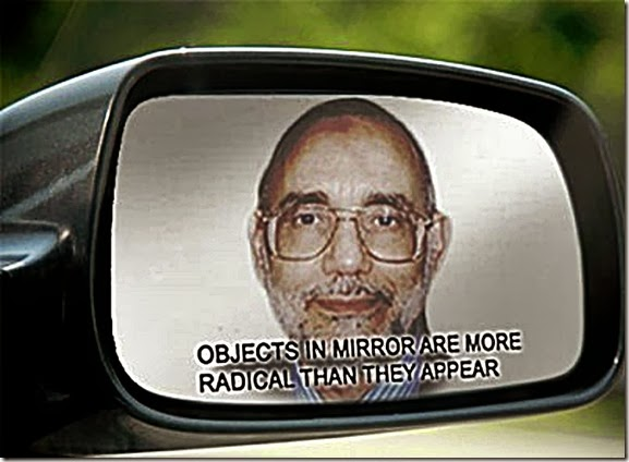 Jamal Badawi - More Radical in Mirror