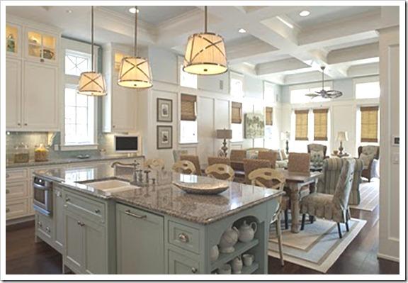 coastal kitchen 4 - Coastal Kitchen Ideas