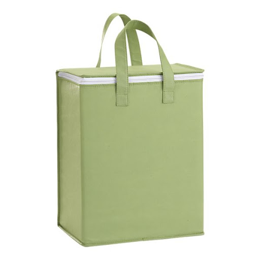 An insulated grocery bag is a necessity in the summer. You can keep ice-cream, meat and other food stuffs cold even in a blistering hot car. (crateandbarrel.com)
