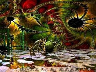 larvas astrais
