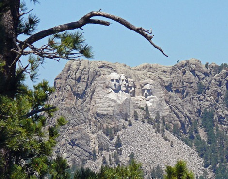 Rushmore View