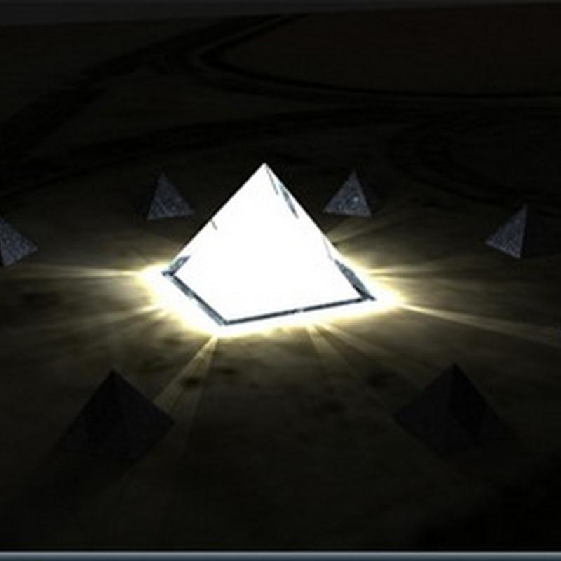 A Energia das Pirâmides