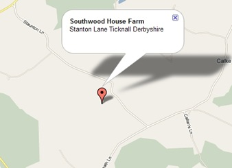 Location - Southwood House Farm