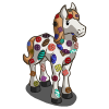 Buttons n Beads Horse