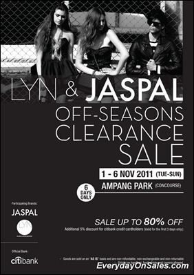 Lyn-n-Jaspal-Off-Season-Clearance-Sales-2011-EverydayOnSales-Warehouse-Sale-Promotion-Deal-Discount