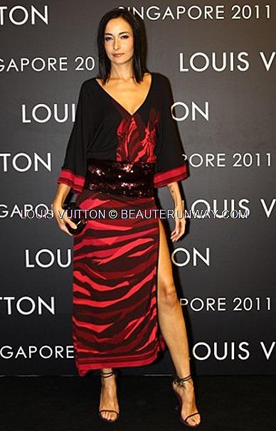 Louis Vuiiton  Lisa S ISLAND SINGAPORE MAISON Glamabox beauty subscription service Hong Kong China Taiwan Singapore
