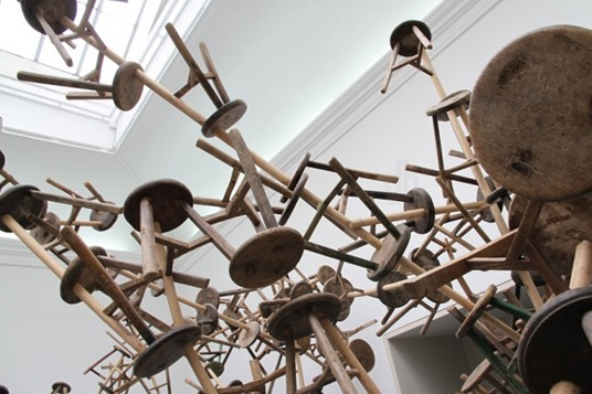 Ai-Weiwei-bang-installation-at-Venice-Art-Biennale-2013-Venice-10