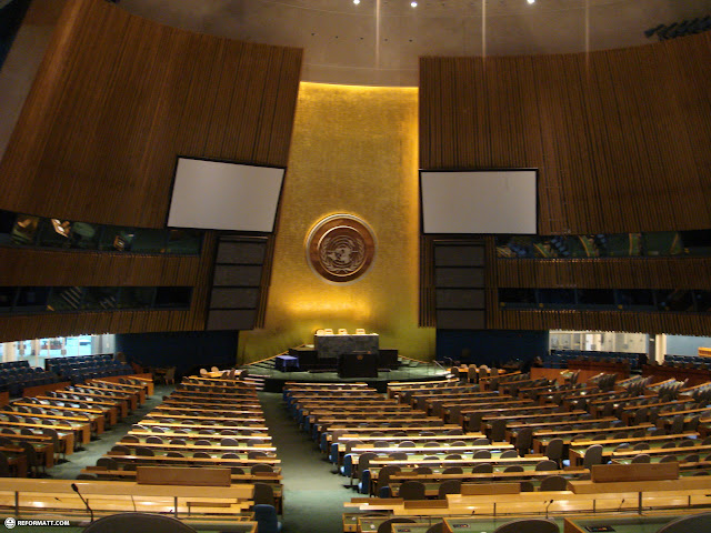 general assembly of the united nations in New York City, New York, United States