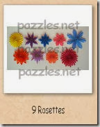 9 rosettes-140
