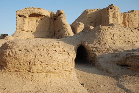 Turfan - Ruines de Jiaohe 22
