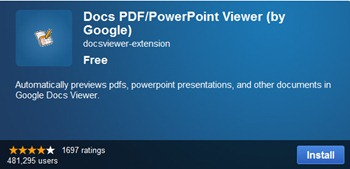 View PowerPoint presentations (PPT, PPTX) on Google Chrome