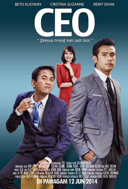 Poster Filem CEO