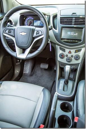 Avaliação - Chevrolet Tracker 2014 (22)