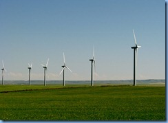 1590 Alberta Hwy 5 East - wind turbines at the Magrath Wind Power Project wind farm