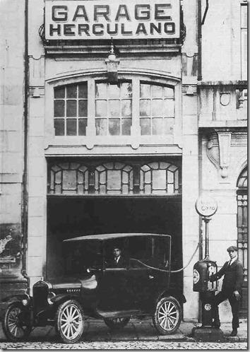 Garagem Herculano 1920