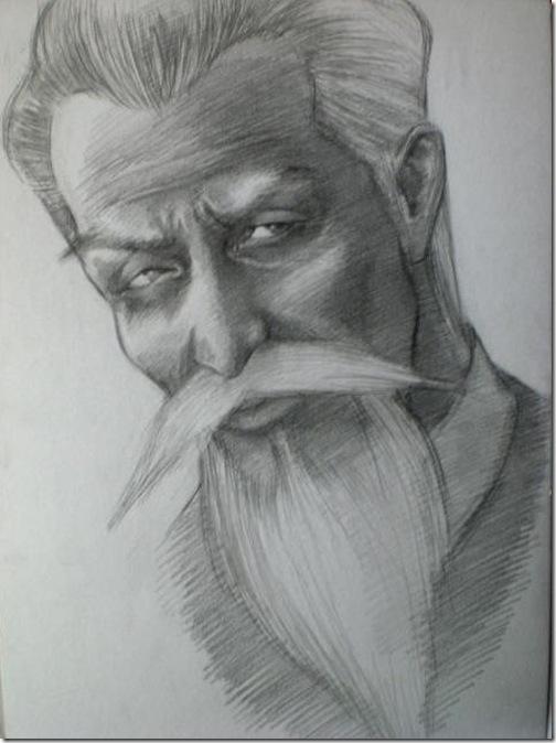 Kame Sen'nin,Jackie Chun,Muten Rōshi,武天老師, Maestro Rōshi,maestro roshi,master (6)
