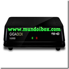 GIGABOX S-200 SD