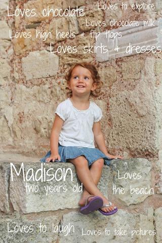 Madison 2 years