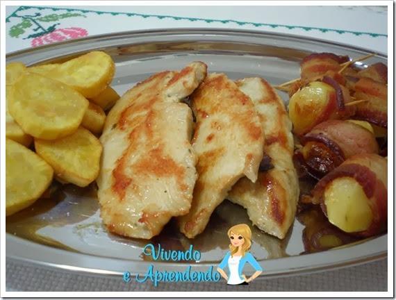 Comidinhas do dia a dia_Filé de frango
