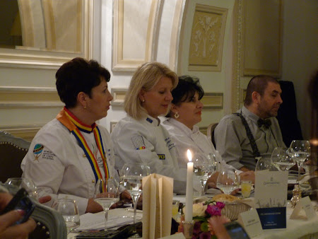Hotel Grand Continental Bucuresti: juriu concurs de bucatarie