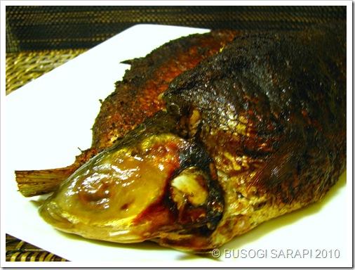 Fried Rellenong Bangus© BUSOG! SARAP! 2010