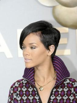 Short Inverted Bob Haircut