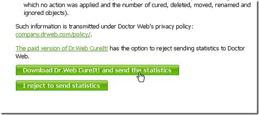 Dr.Web CureIt-07