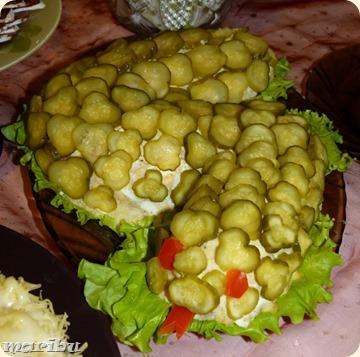 Salat Zmejka