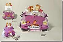 dibujos divertidos coches de boda (16)