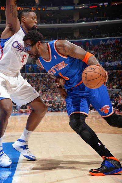 wearing brons nba soldier7 deandre jordan clippers 10 Wearing Brons: DeAndre Jordan Back to Nike with SOLDIER 7 (x5)