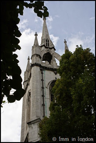 Bombed out church of St Dunstan in the East (10)