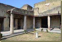 Nero House Peristyle