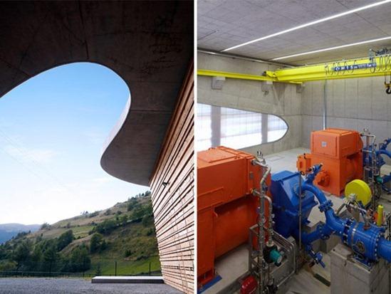 Hidroelétrica subterrânea 06
