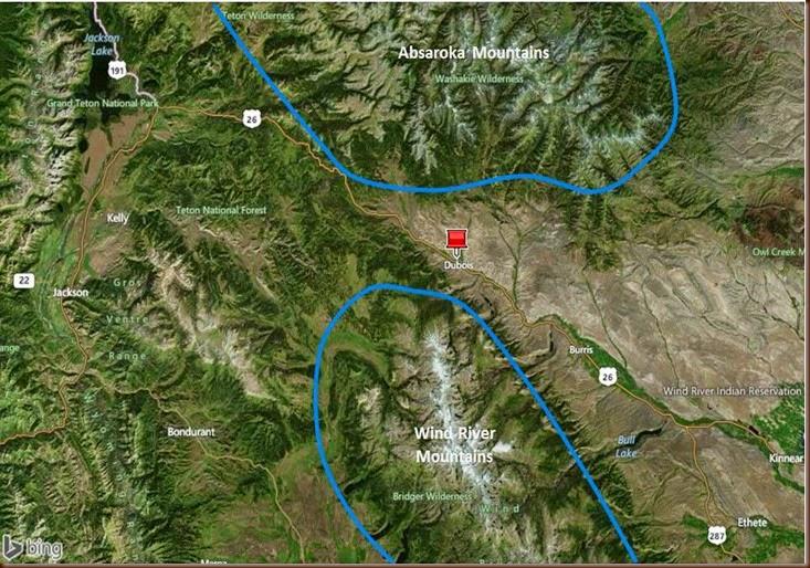 Dubois area map2