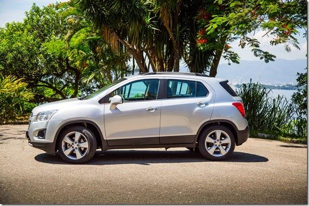 Avaliação - Chevrolet Tracker 2014 (2)