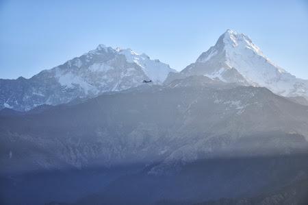 Trekking in Nepal: Varfuri din Himalaya