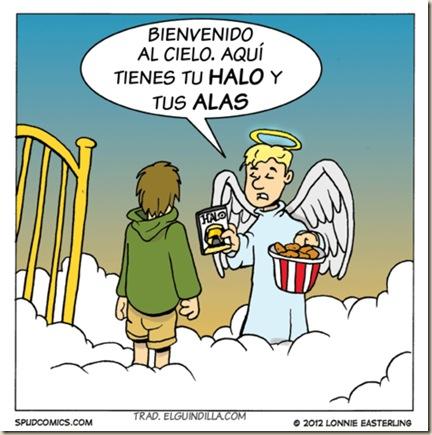 cielo paraiso humor ateismo biblia grafico religion dios jesus (55)