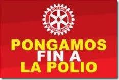 PONGAMOS FIN A LA POLIO 1