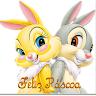 Feliz Páscoa desen