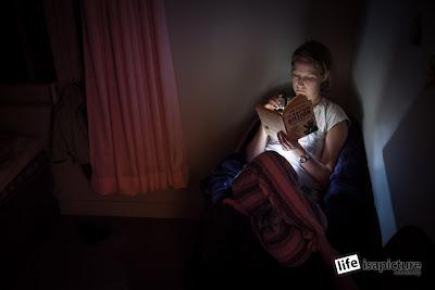Nepalis tend to use flashlights more often. Hmmm! I wonder why.