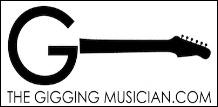 The Gigging Musician LOGO