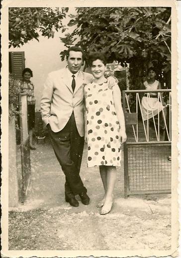 1963 David in pancia