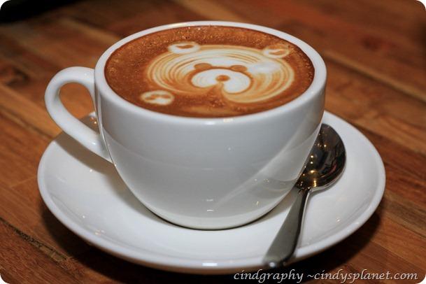 Coffea Coffee Maestro Latte