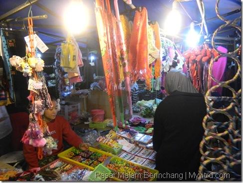 Pasar Malam Berinchang 12